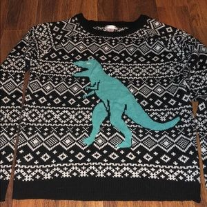 Sweaters - T-Rex Sweater